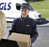 GLS házhoz szállítás